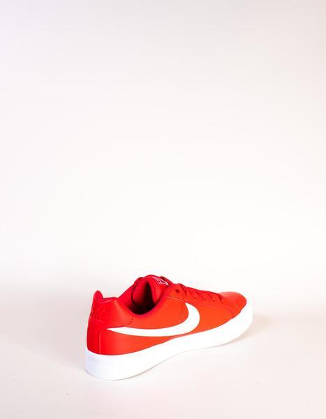 Zapatillas Nike Court Royale BQ4222 rojas para hombre